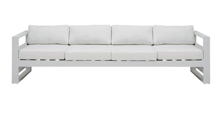 Let og elegant sofa, Padova