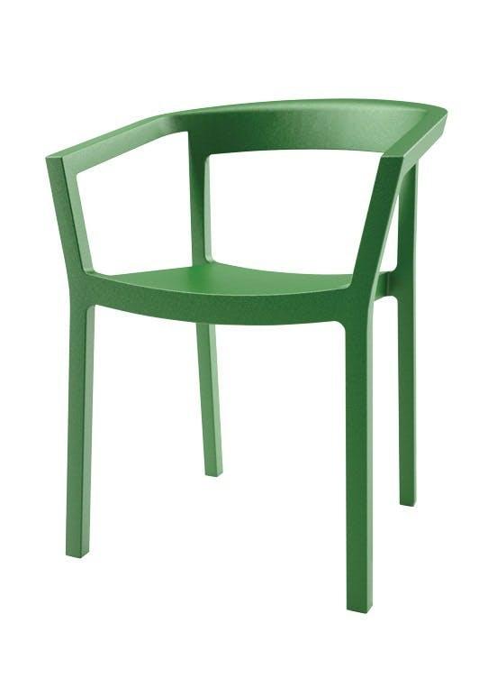 Sprælsk og nærmest skulpturel stol