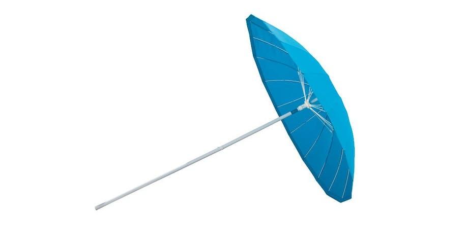 Søg den svalende skygge under parasollen, Augusto