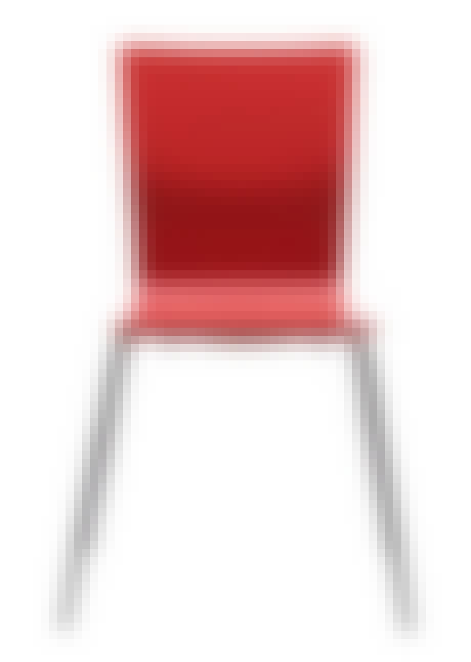 Spisebordsstol, Forma