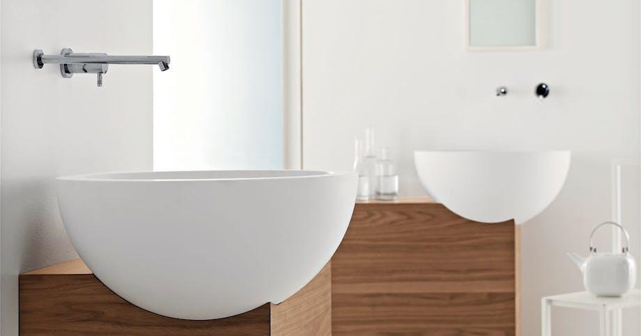 Den skulpturelle håndvask