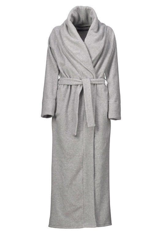 Lækker og lun badekåbe i fleece