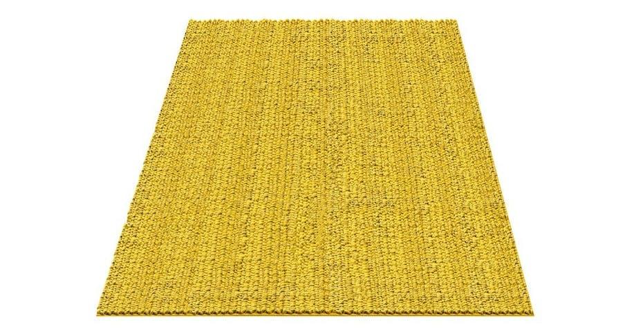 Håndlavet tæppe, Loop