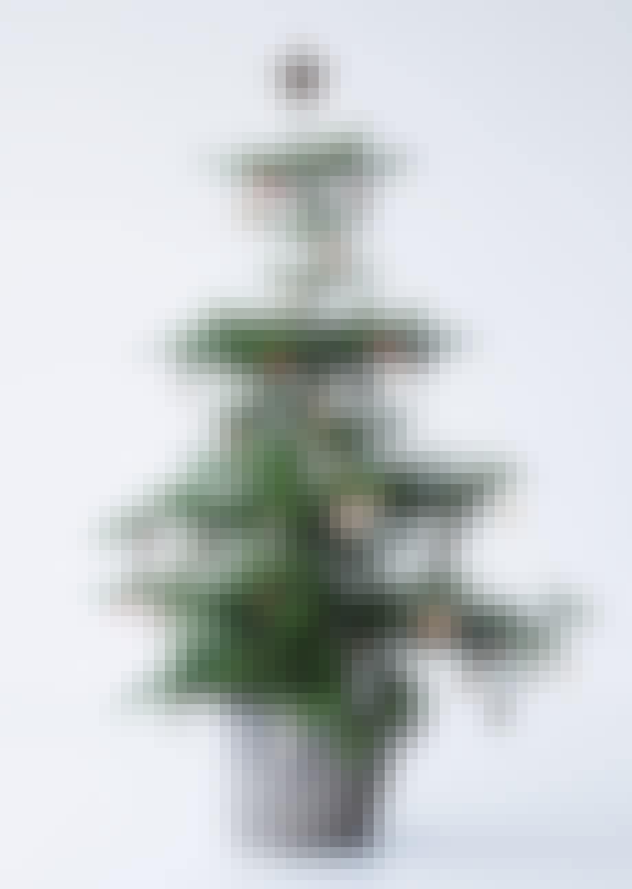 Juletræet er pyntet