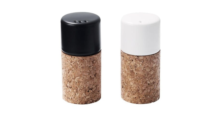 Salt og peber-sæt, 58°N