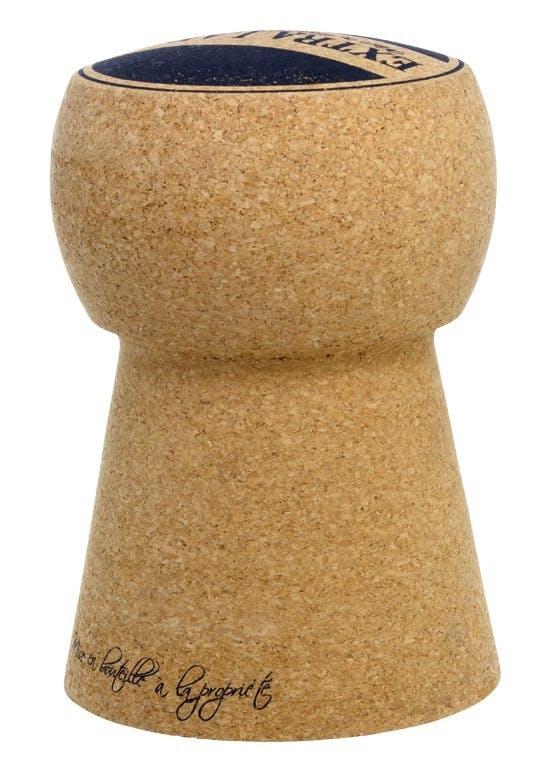 XXL skammel, Champagne Cork