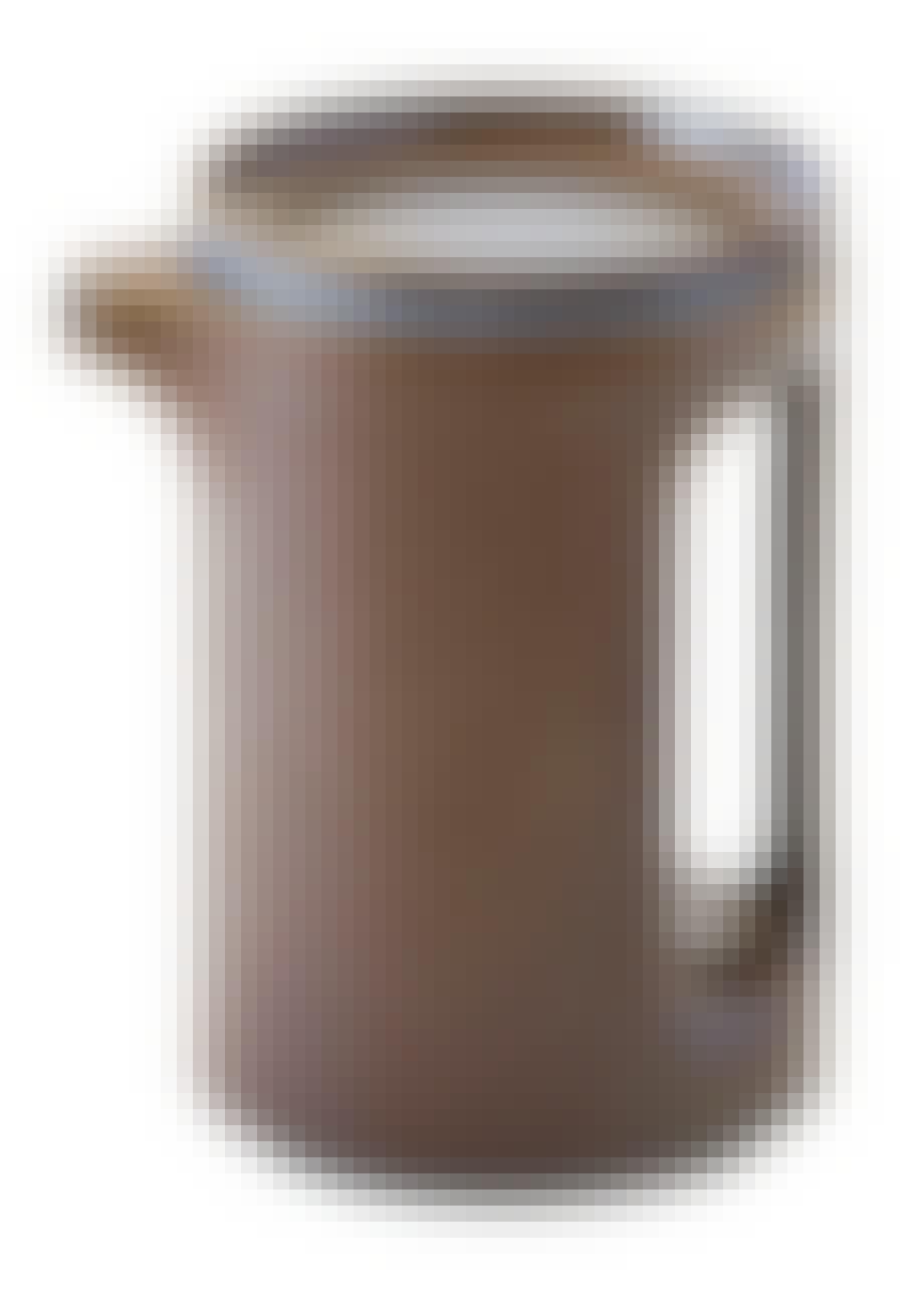Tekande i keramik