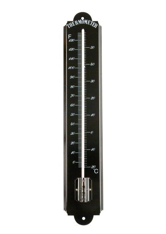 Termometer i emalje