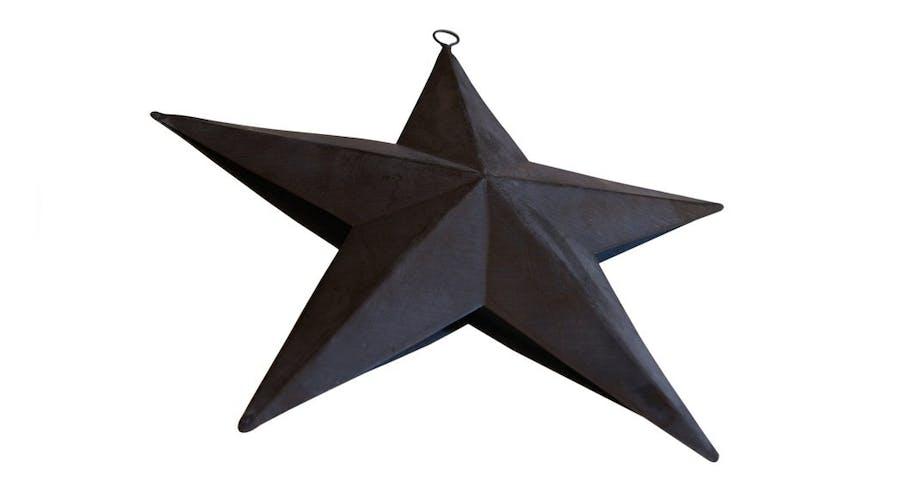 Stjerne til ophæng