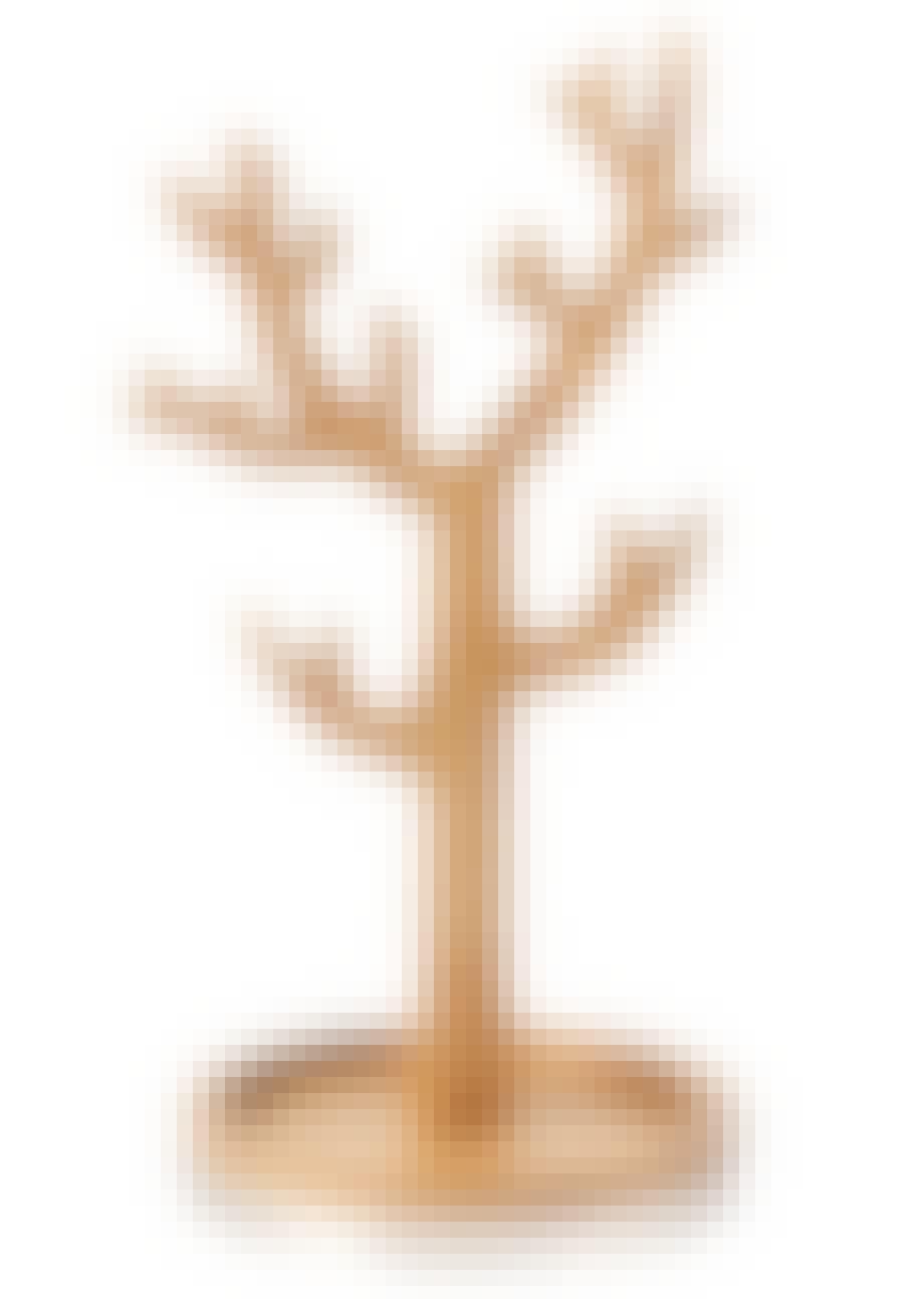Smykketræ i bambus
