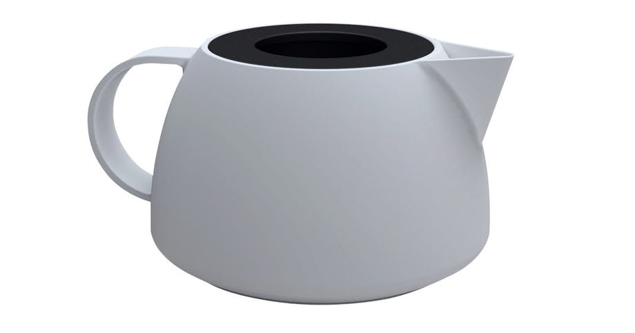 Tekande, Pebble Teapot