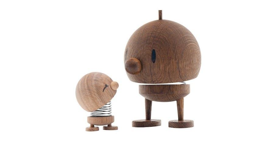 Træfigurer, Hoptimisterne Bimble og Bumble