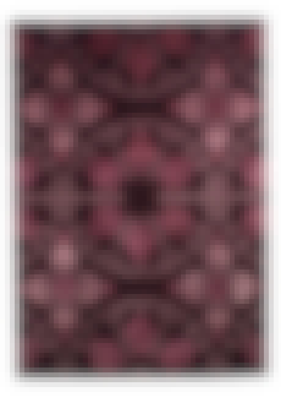 Håndknyttet gulvtæppe, New Orient