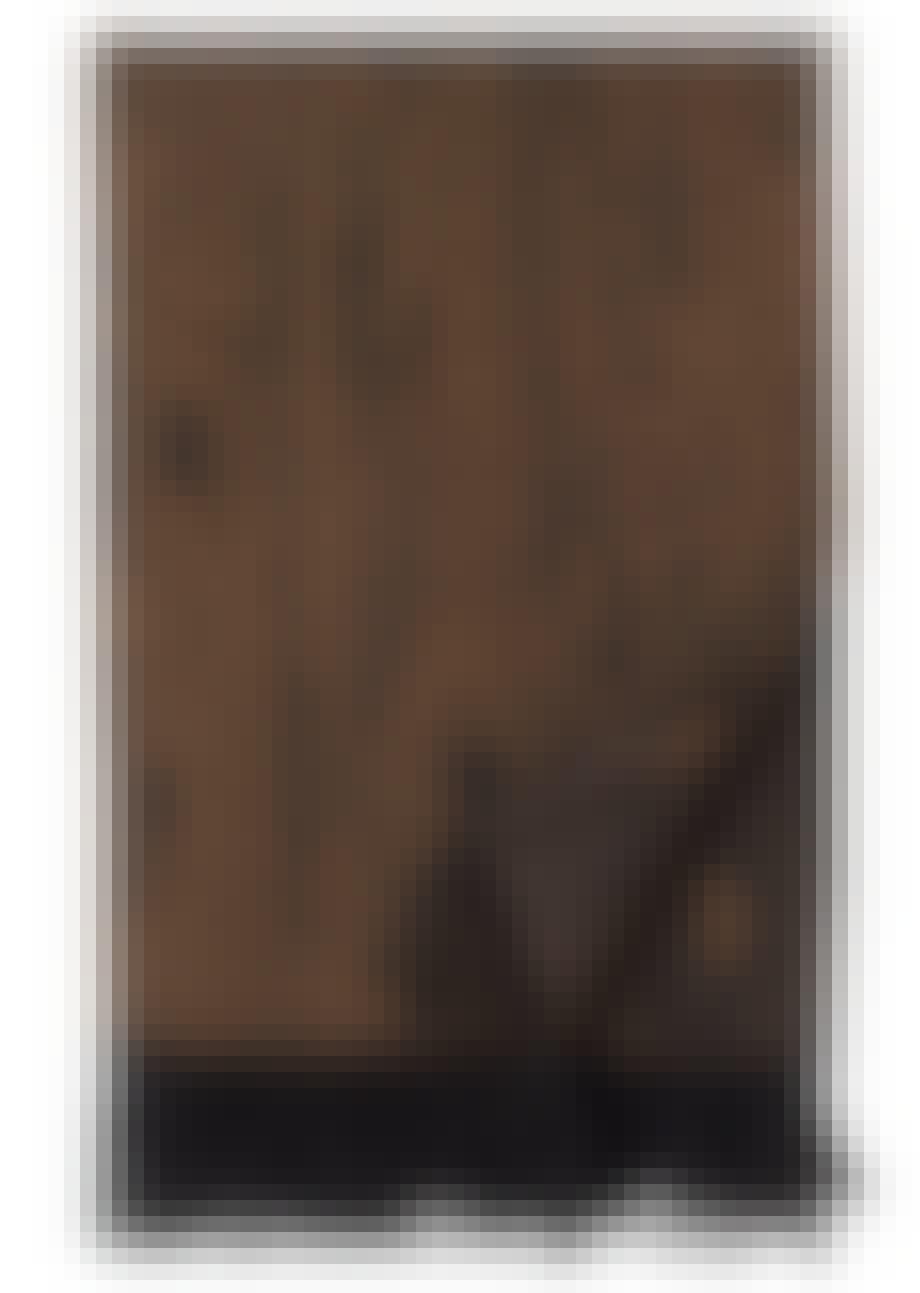 Strikket plaid, Wooly Wood