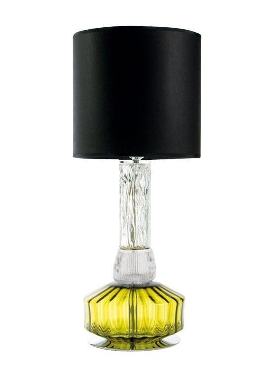 Ny bordlampe