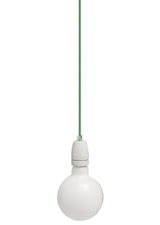 Lampe, stofledning