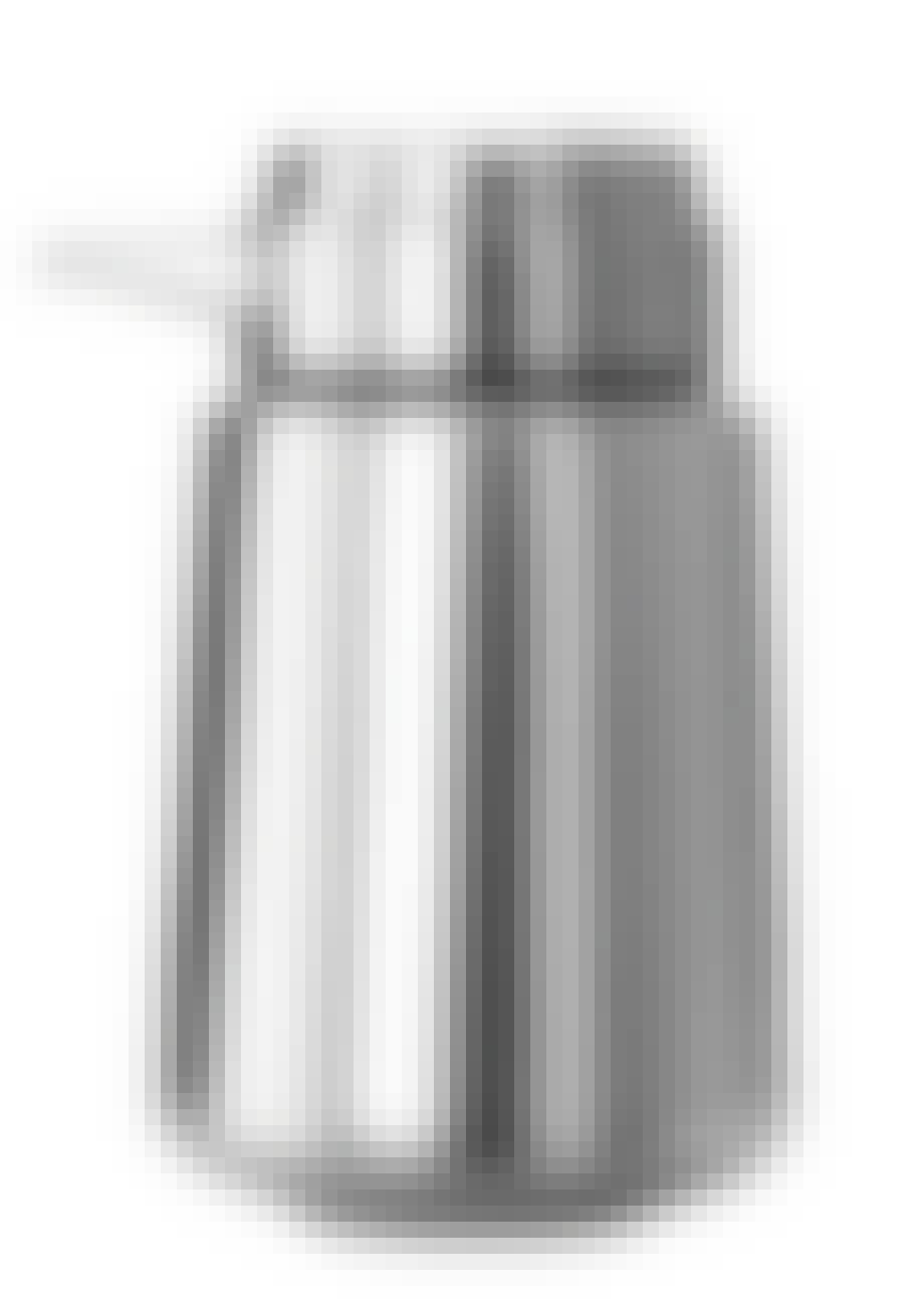 Vipp 9 sæbedispenser, stainless