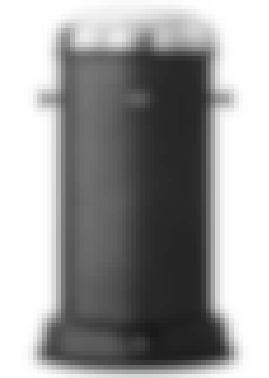 Vipp 15 pedalspand, sort