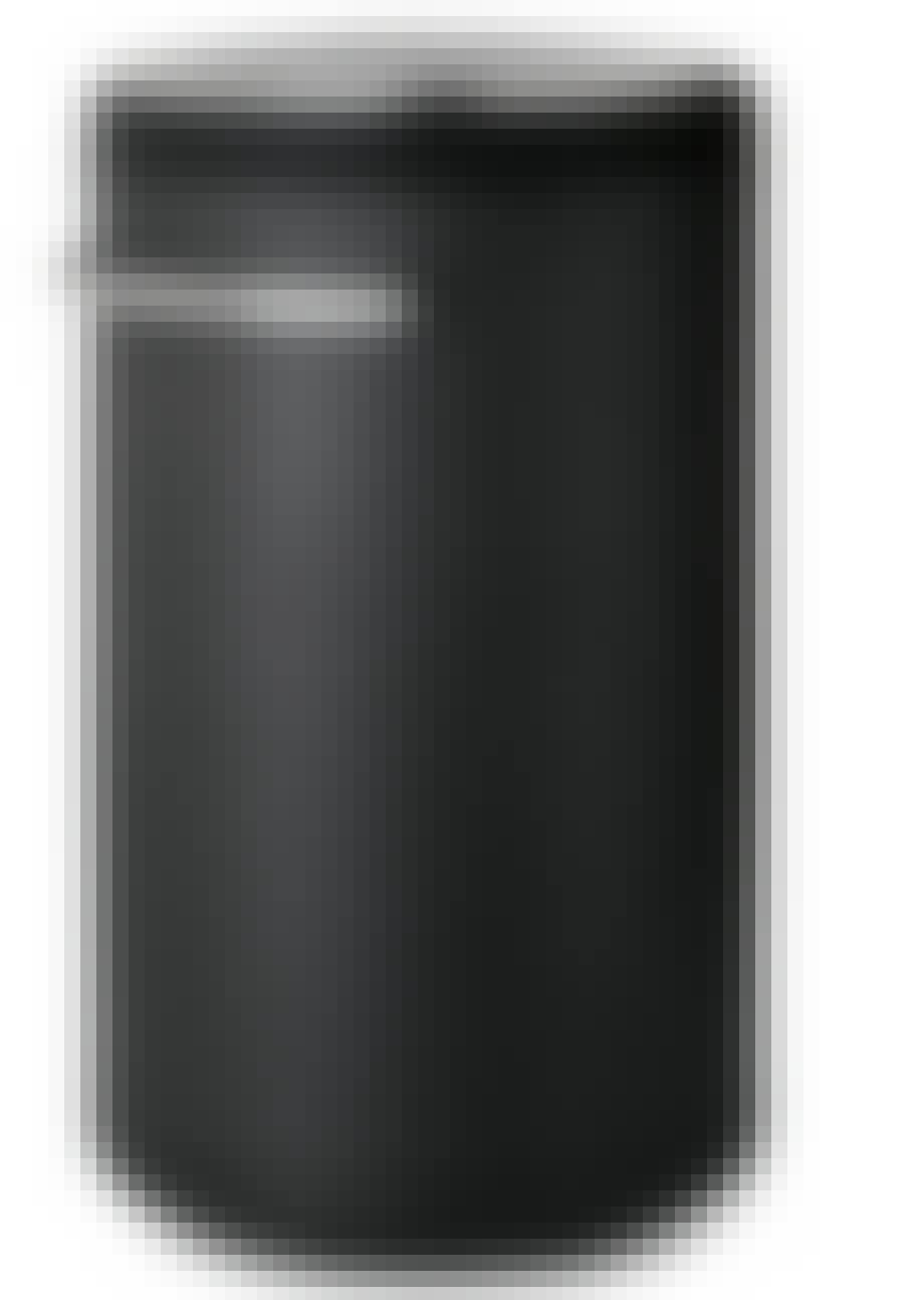 Vipp 441 vasketøjskurv, sort
