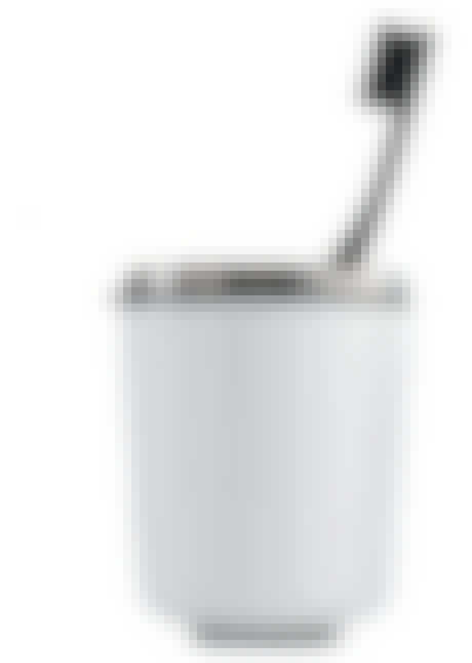 Vipp 7 tandbørsteholder, hvid