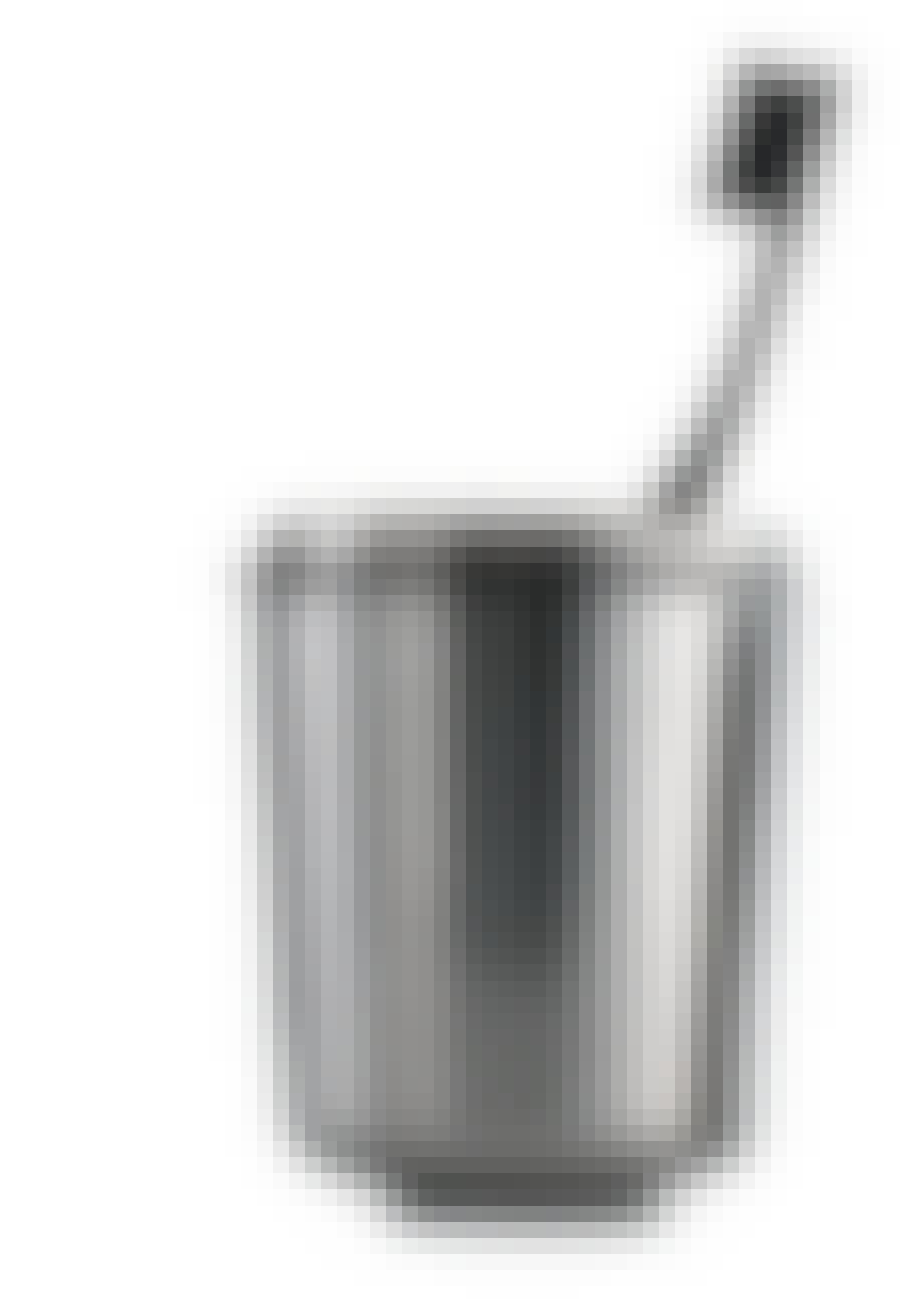 Vipp 7 tandbørsteholder, stainless