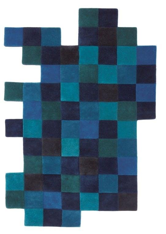 Det kubistiske tæppe