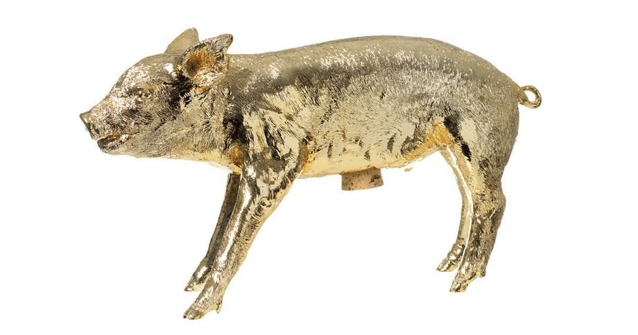 Sparegris, Bank in the Form of a Pig