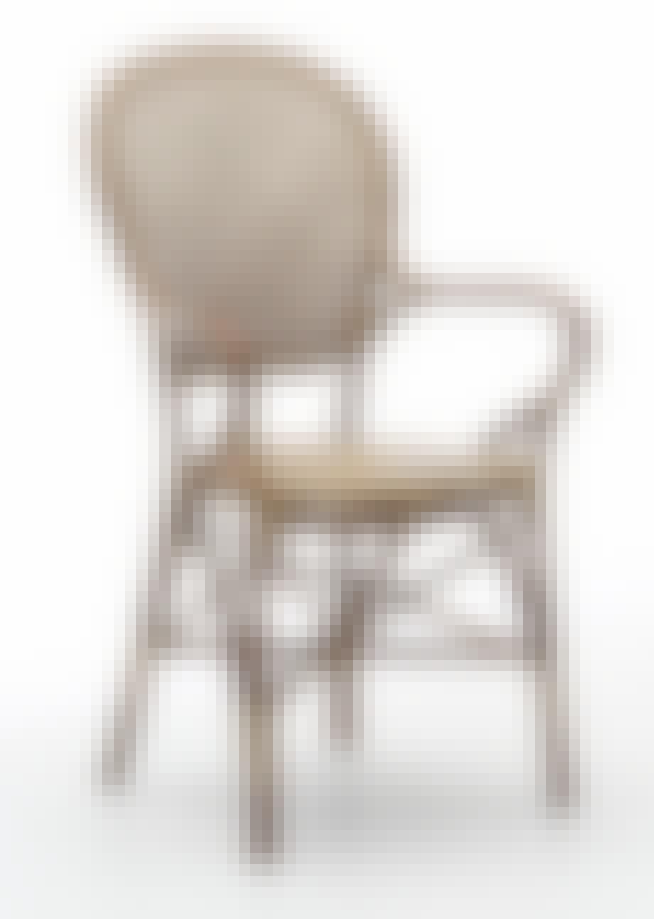 Meget populær og klassisk stol