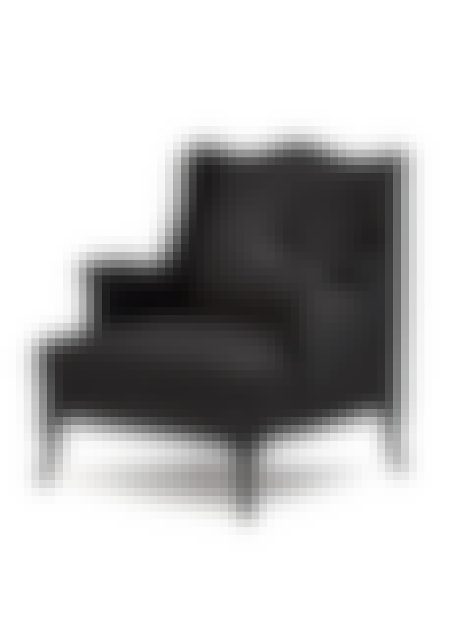 Bllack Raven lav stol