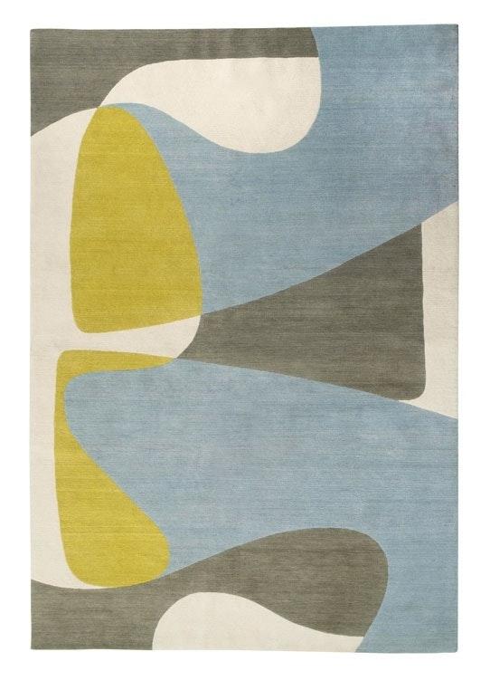 Håndknyttet tæppe, Form