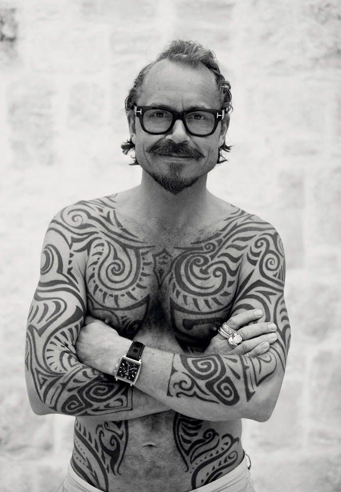 Tattoo-englen