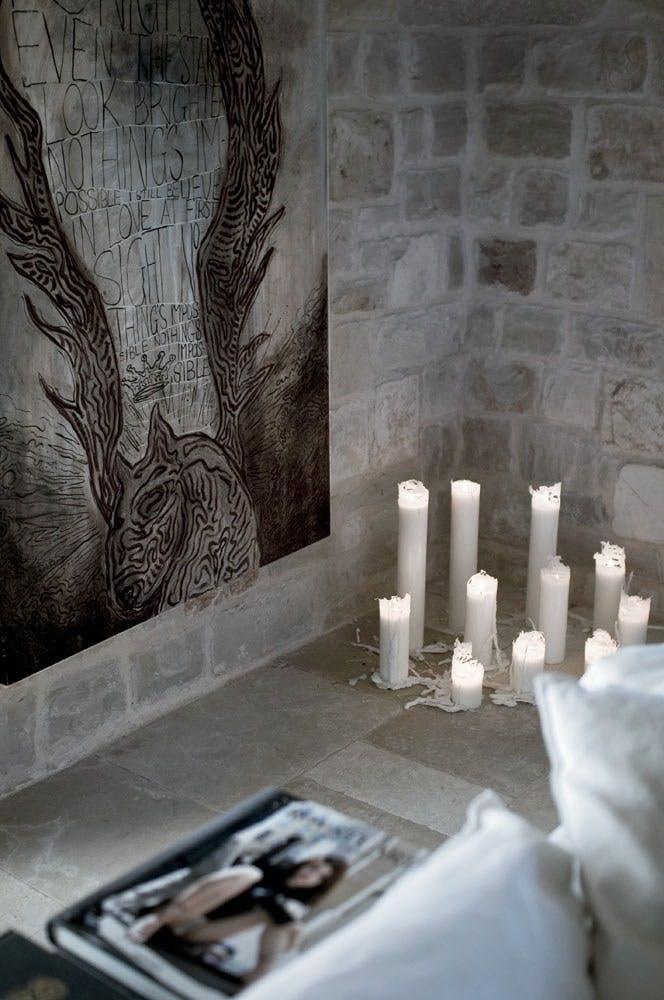 Morten Angelos maleri