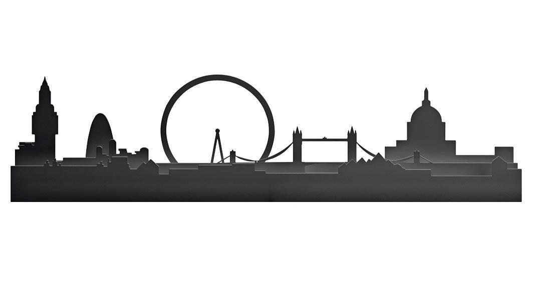 Knagerække, Skyline London
