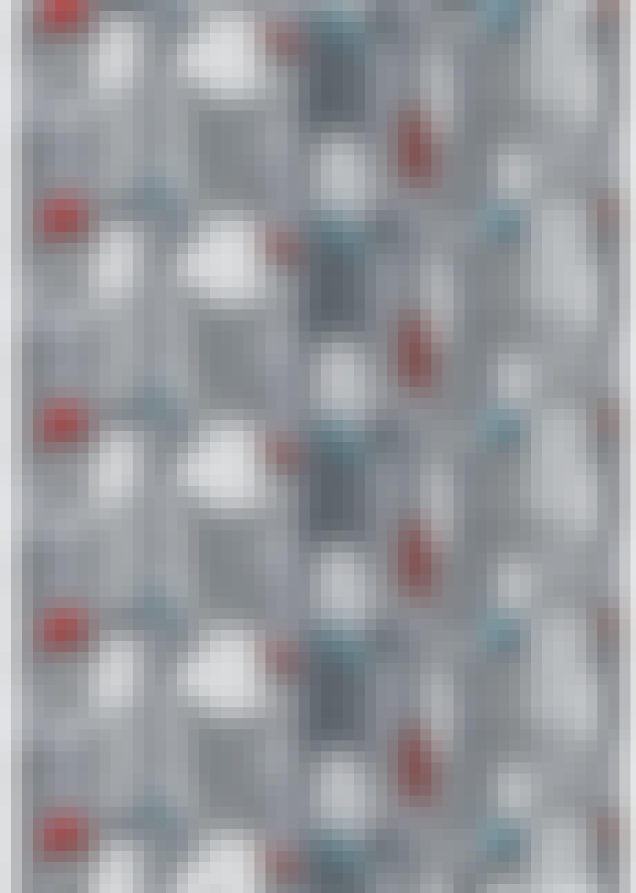 Tekstil, Ruutukaava