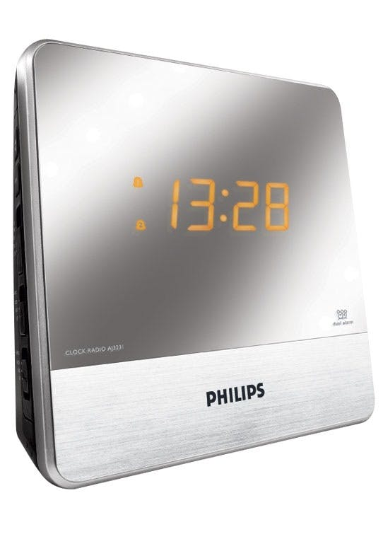 Digital clockradio