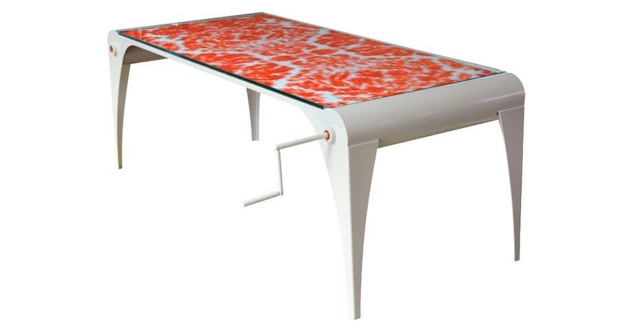 Syv bordplader