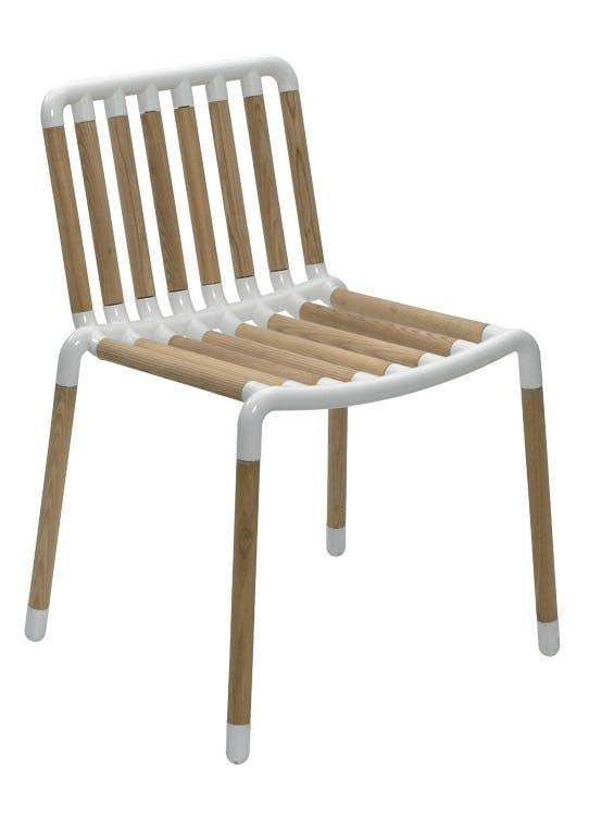 Spisebordsstol, Tube Chair