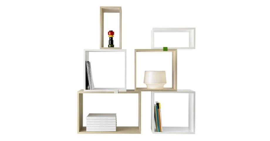 Møbler: Stabelkasser