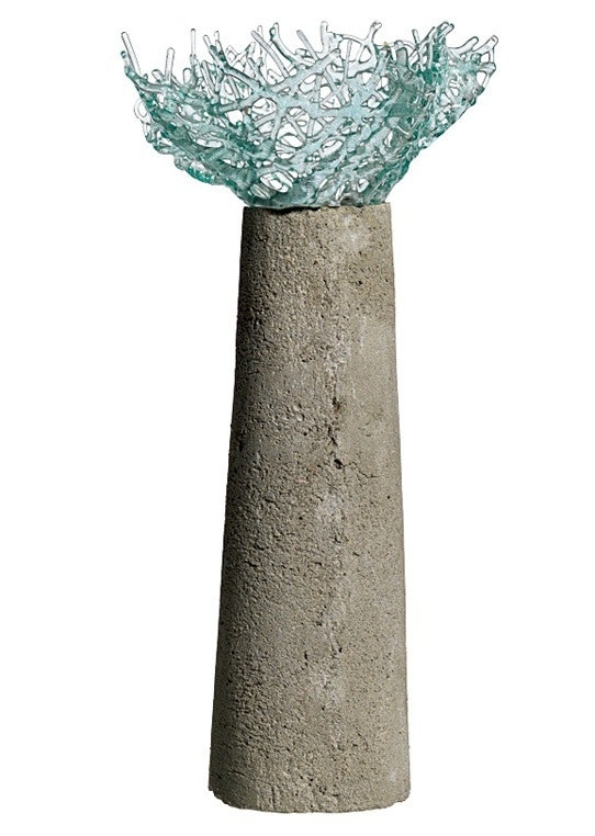 Lysestage, designet af Lotte Petterson