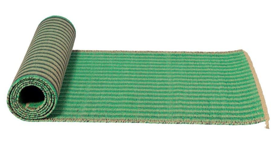 Vendbart tæppe
