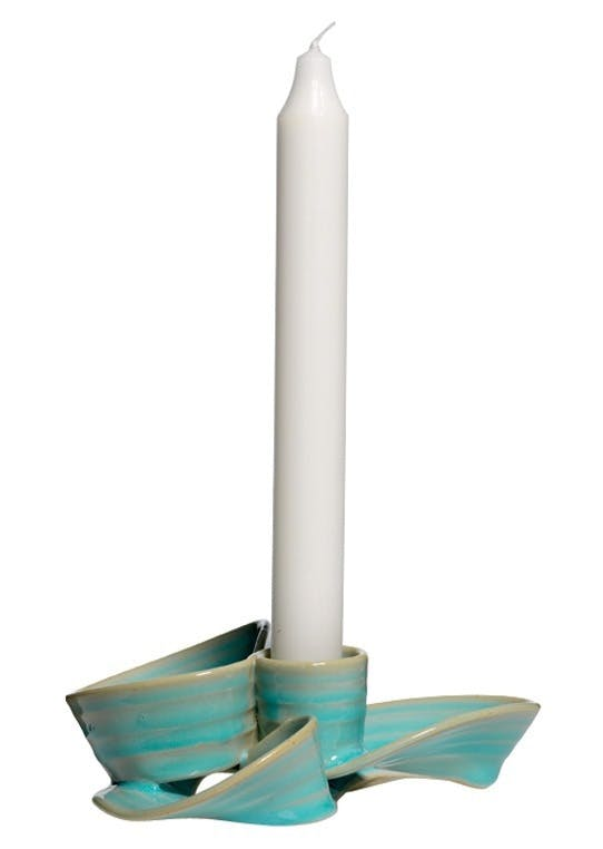 Lysestage, designet af Lova Nyblom