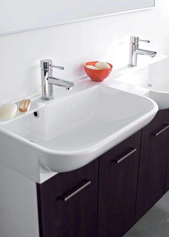 Bianca-vask i marmor