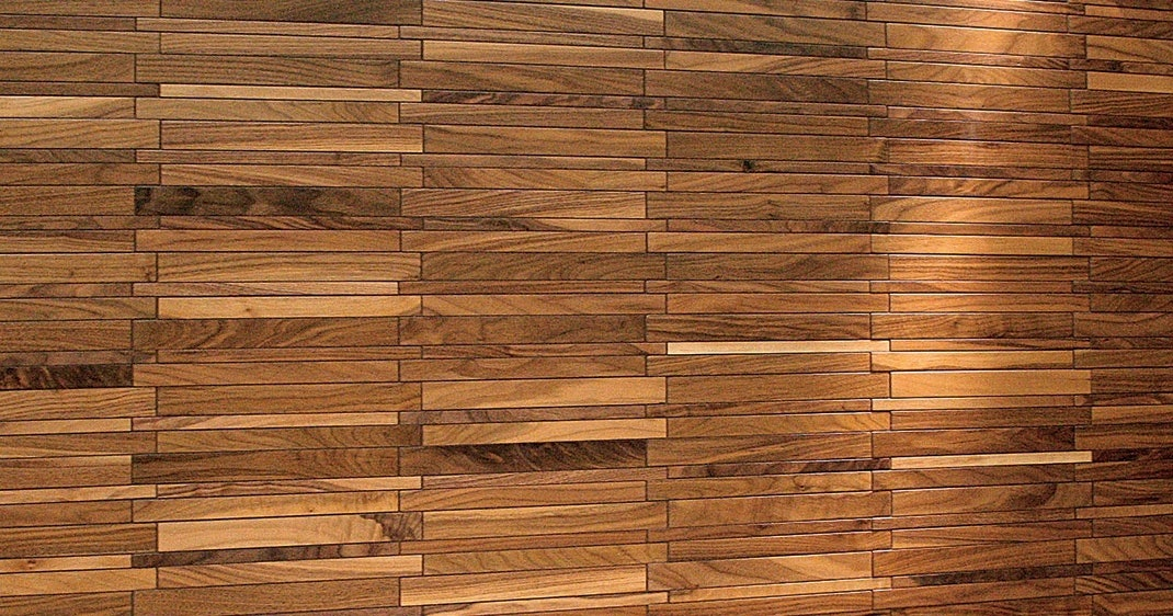De lækre træmosaikker
