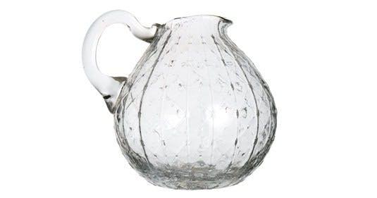 Kande/vase i glas