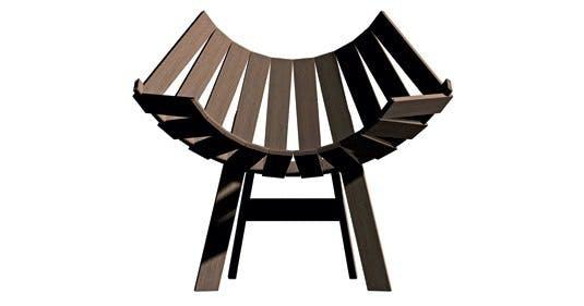 Sammenklappelig stol, Clip Chair