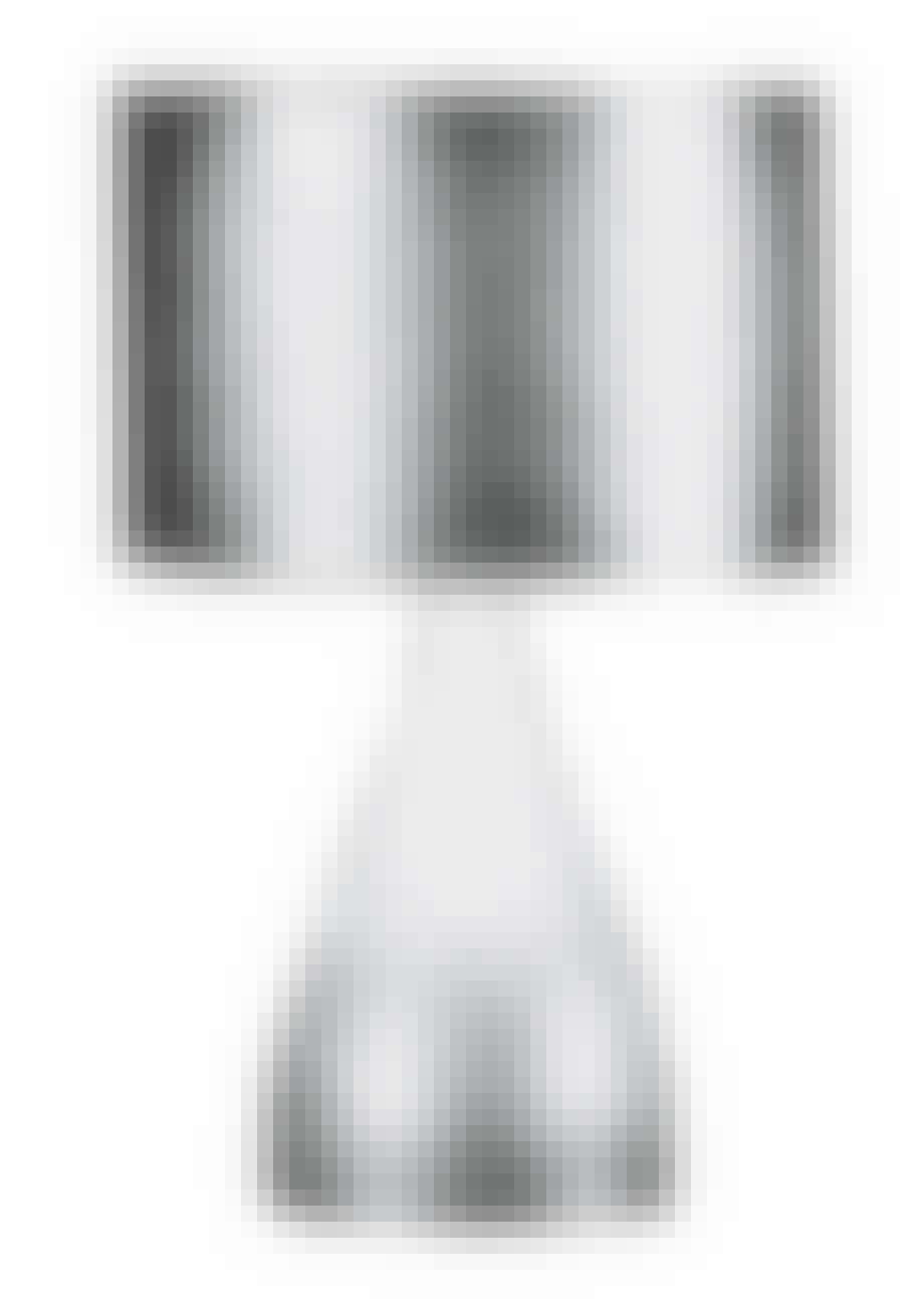 Klassisk form i sølv