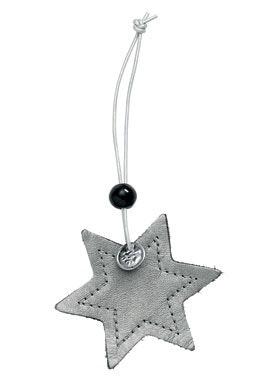 Stjerne i sølvfarvet