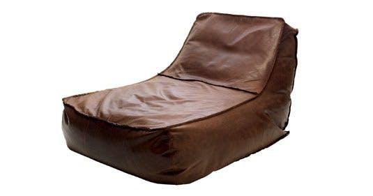 Skindstol, Zoe Small Armchair