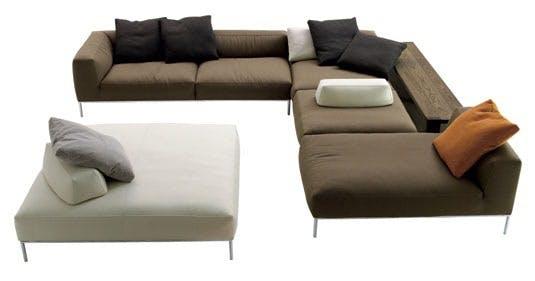 Selv om sofaen Frank