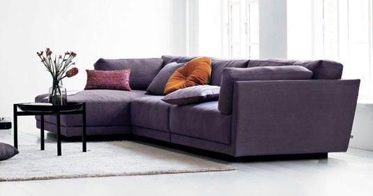 Krypton er en modulopbygget sofa